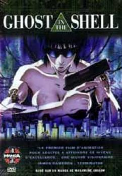 Ghost in the shell DVD PAL