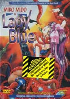Lady blue DVD
