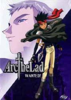 Arc the lad vol 3 Wanted! DVD