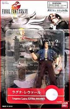 Final Fantasy 8 Action figure Lagune Loire