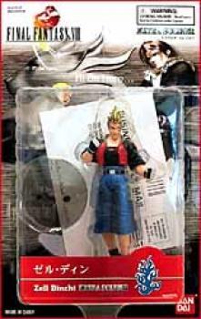 Final Fantasy 8 Action figure Zell Dincht