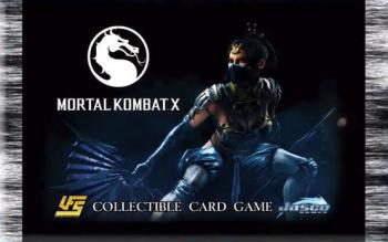 Mortal Kombat X CCG Booster Pack
