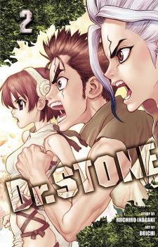 Dr. Stone vol 02 GN Manga