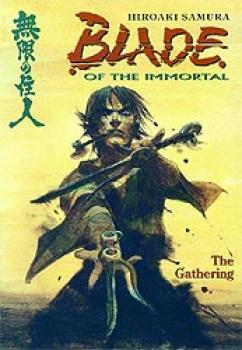 Blade of the immortal vol 08 The gathering GN