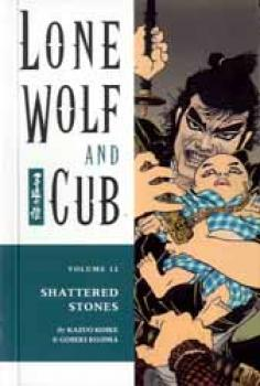 Lone wolf and cub vol 12 Shattered stones TP