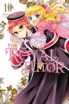 Royal Tutor vol 10 GN Manga