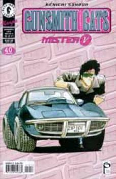 Gunsmith cats Part 8 Mister V 10