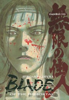 Blade of the Immortal Omnibus vol 08 GN Manga