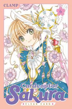 Cardcaptor Sakura Clear Card vol 06 GN Manga