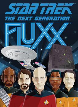 Star Trek The Next Generation Fluxx Card Game