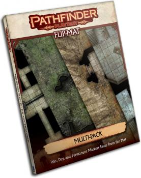 Pathfinder RPG Playtest Flip-Mat Multi-Pack