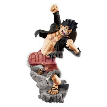 One Piece PVC Figure - Monkey D Luffy 20th Anniversary