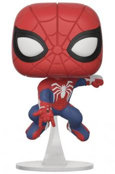 SPIDER-MAN PS4 VIDEOGAME POP VINYL FIGURE - SPIDER-MAN
