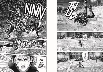 Gantz Omnibus vol 02 GN Manga