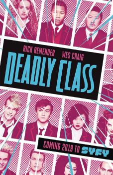 DEADLY CLASS VOL. 01 MEDIA TIE-IN EDITION (MR) (TRADE PAPERBACK)