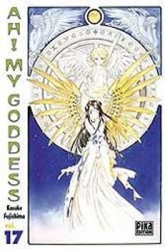 Ah my Goddess tome 17