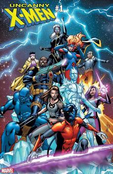 UNCANNY X-MEN #1 PACHECO VAR