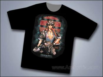 Shirow Ghost in the shell I T-shirt Large