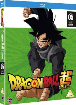 Dragon ball Super Season 01 Part 05 (Episodes 53-65) Blu-Ray UK