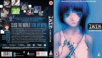Serial Experiments Lain Complete Collection Blu-Ray UK