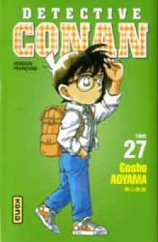 Detective Conan tome 27