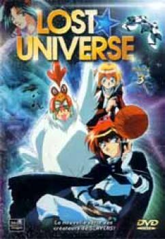 Lost universe vol 3 DVD PAL