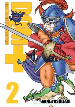 Dragon Quest Monsters+ vol 02 GN Manga