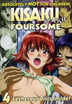 Kisaku Foursome Box Set DVD Litebox