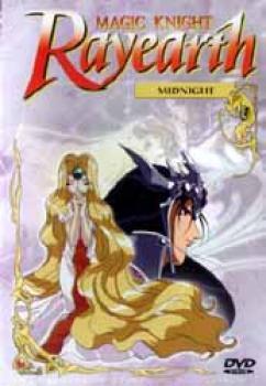 Magic knight Rayearth season 1 vol 5 Midnight DVD