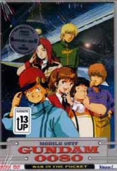 Mobile suit Gundam 0080 vol 1 DVD
