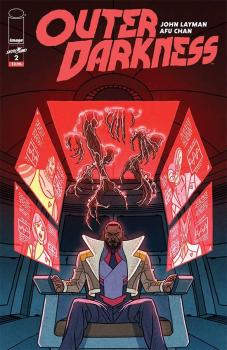 OUTER DARKNESS #2 (MR)