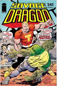 SAVAGE DRAGON #241 (MR)
