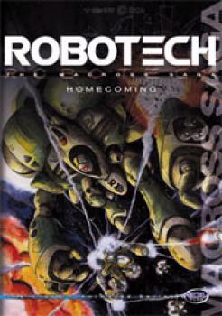 Robotech The Macross saga vol 03 Homecoming DVD