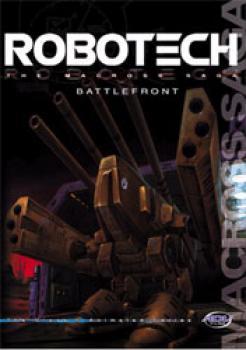 Robotech The Macross saga vol 04 Battlefront DVD