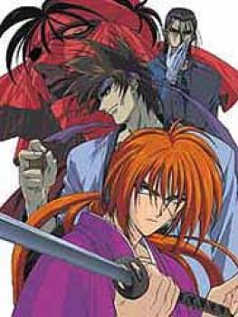 Rurouni Kenshin vol 11 Faces of evil DVD