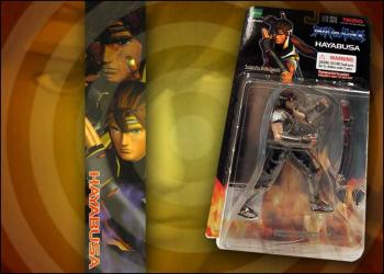Dead or alive 2 action figure Hayabusa