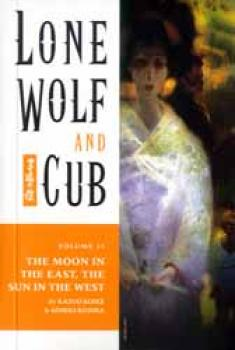 Lone wolf and cub vol 13 Moon in the east sun in the west TP