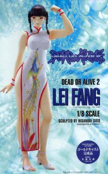 Dead or alive Resin statue Lei Fang