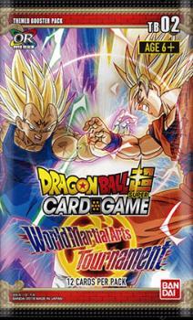 Dragon Ball Super TCG Themed Set 02 - World Martial Arts Tournament Booster Pack