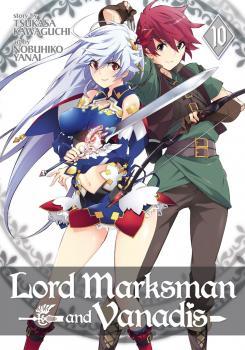 Lord Marksman and Vanadis vol 10 GN Manga