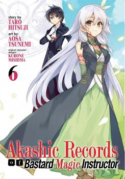 Akashic Records of the Bastard Magical Instructor vol 06 GN Manga