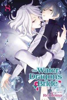 Water Dragon's Bride vol 08 GN Manga