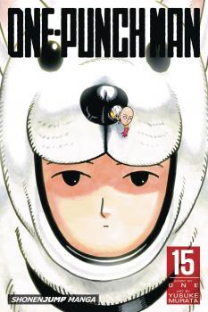 One-Punch Man vol 15 GN Manga