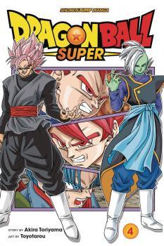 Dragon Ball Super vol 04 GN Manga