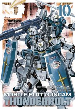Mobile Suit Gundam Thunderbolt vol 10 GN Manga HC
