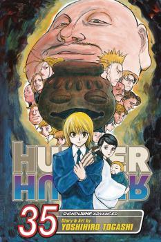 Hunter X Hunter vol 35 GN Manga