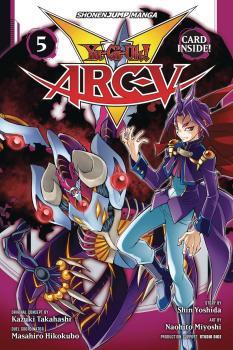 Yu-Gi-Oh! Arc-V vol 05 GN Manga