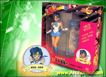 Sailor Moon 5 inch figure - Sailor Mercury
