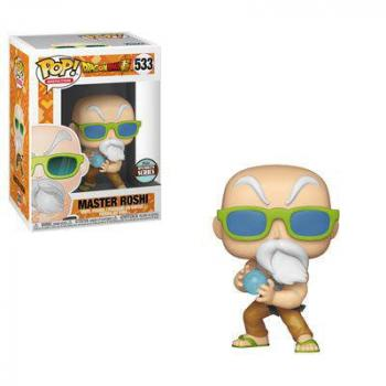 Dragon Ball Super POP Vinyl Figure - Master Roshi (Max Power) (Specialty Series)