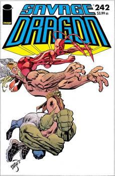 SAVAGE DRAGON #242 (MR)